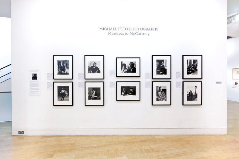 Michael Peto Photographs: Mandela to McCartney
